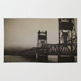Old Border Crossing Rug