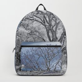 Winter Tree Backpack