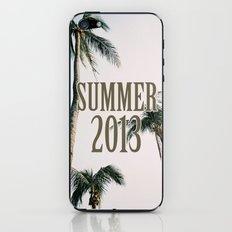 summer 2013 iPhone & iPod Skin