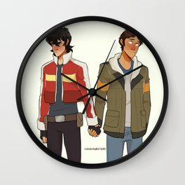 K-Lance Love Wall Clock
