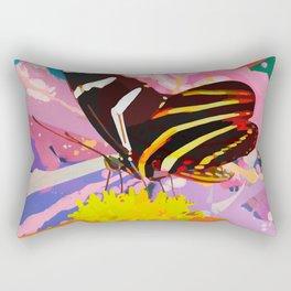 Butterfly & Flower Fan (BFF) Rectangular Pillow