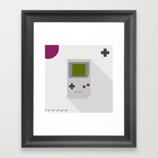Handheld Framed Art Print