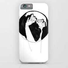 moonlight hands iPhone 6s Slim Case