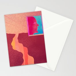THE NEW YOU Stationery Cards