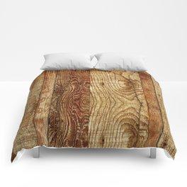 Wood Photography Comforters