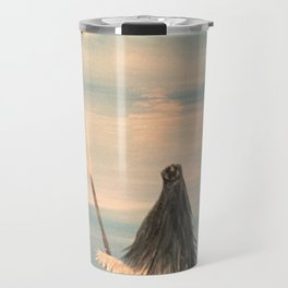Atlantean Priestess Travel Mug