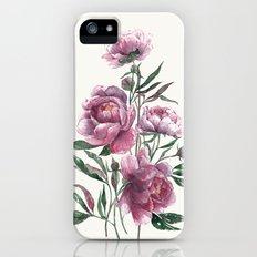 peony Slim Case iPhone (5, 5s)