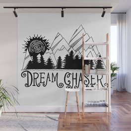 Dream Chaser, Mountain Adventure Wall Mural