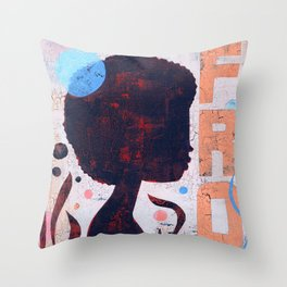 FRO Throw Pillow