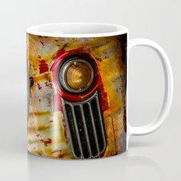 Rusty old Porsche Coffee Mug