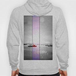 Boats: (Split Screen). Hoody