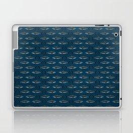 Pattern: Great White Shark ~ (Copyright 2015) Laptop & iPad Skin