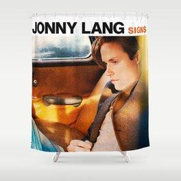 JONNY LANG SIGNS TOUR DATES 2019 FIZI Shower Curtain