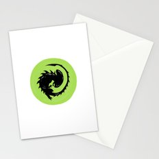 Alien Origin Stationery Cards