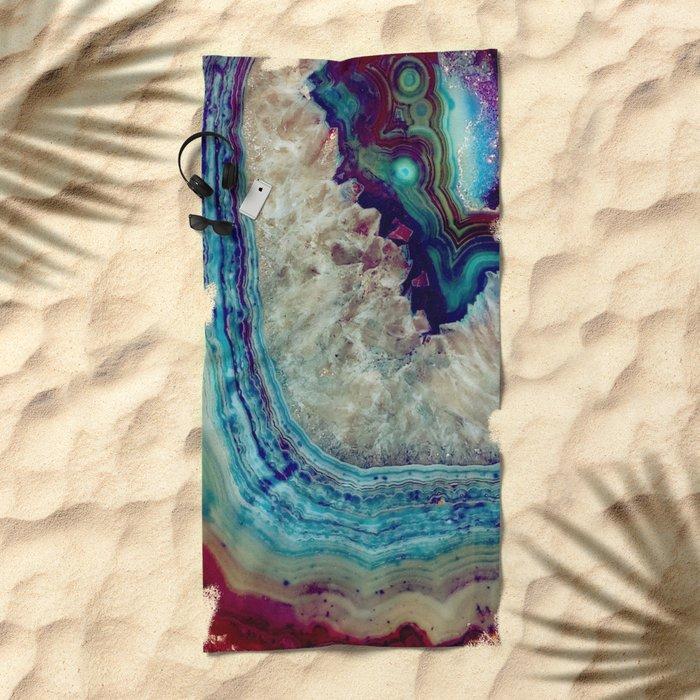 Agate Beach Towel
