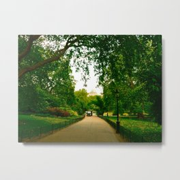 Hyde Park Metal Print