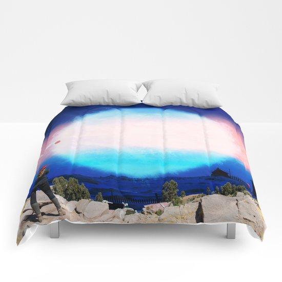 Magnetic Field Comforters