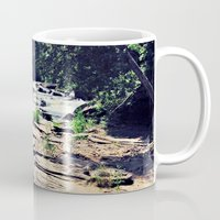 michigan Mugs featuring Northern Michigan by Hannah