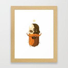 haykoman Framed Art Print