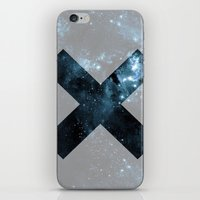 the xx iPhone & iPod Skins featuring XX by  Can Encin