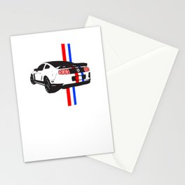 2013 Mustang Stationery Cards