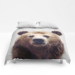Bear - Colorful Comforters