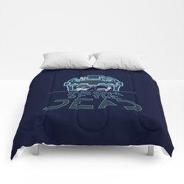Tron Of The Dead Comforters