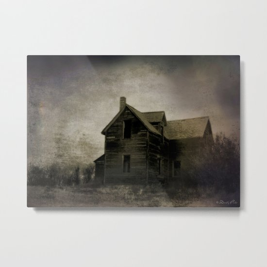 Besides Us Metal Print