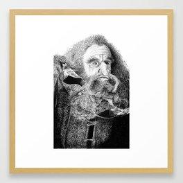 Oin Framed Art Print