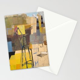 Nisa urban landscape 104 Stationery Cards