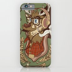 Oh my Deer (be unique and forever young like a 1960 radio) Slim Case iPhone 6s