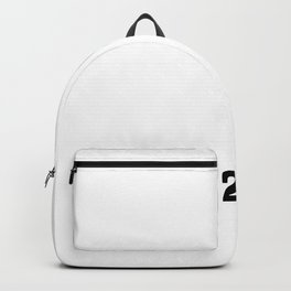 Dad dad father daddy kids 2 math gift Backpack