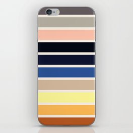 The colors of - Howl's moving castle iPhone Skin