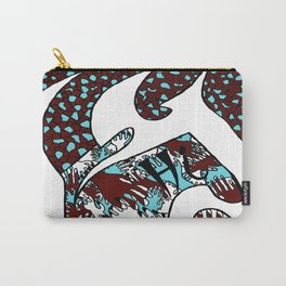 Uniting In Hello Carry-All Pouch