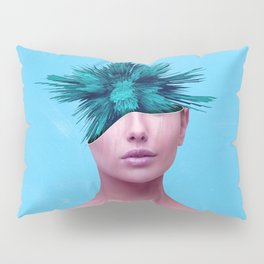 Head Grenade Pillow Sham