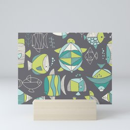 Sea Life Mini Art Print