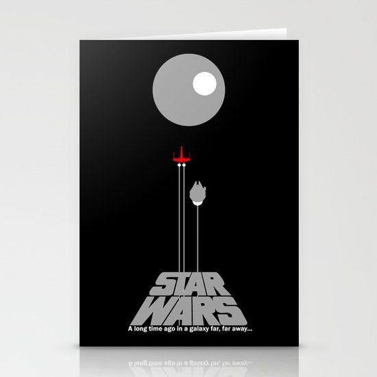 A New Hope III Stationery Cards