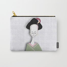 Mrs Wasabi Carry-All Pouch