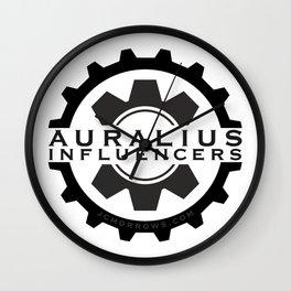 Badge for JC Morrows' Street Team Members Wall Clock