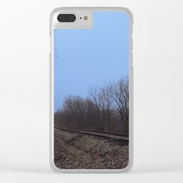 Fading Clear iPhone Case