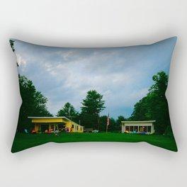 Adirondack Camp Rectangular Pillow