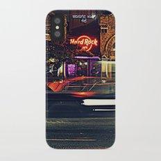 Hard Rock Cafe iPhone X Slim Case