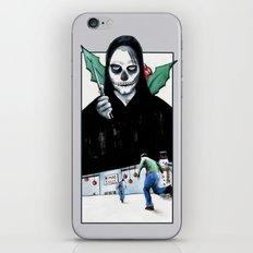 Black Xmas: The Final Bargain iPhone & iPod Skin