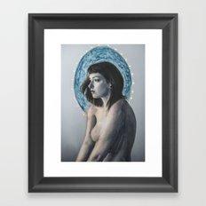 Inner Reflection III Framed Art Print
