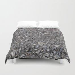 Sea shells Ocean decor Duvet Cover