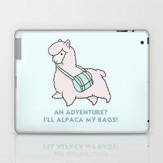 Alpaca my bags Laptop & iPad Skin
