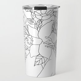 Blossom Hug Travel Mug