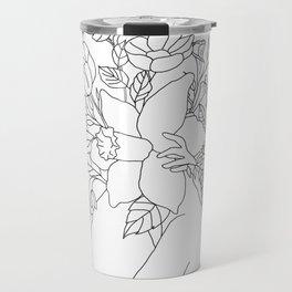 Blossom Hug Travel Mug
