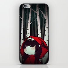 Little Red iPhone & iPod Skin