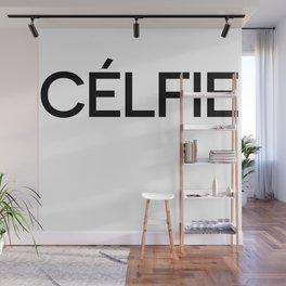 Celfie Wall Mural